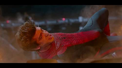 Watch the four-minute trailer for The Amazing-Spider Man.