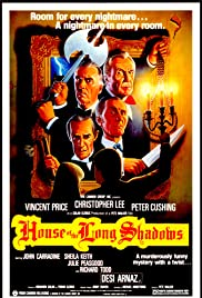 House of the Long Shadows Poster