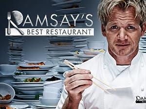 Where to stream Ramsay's Best Restaurant