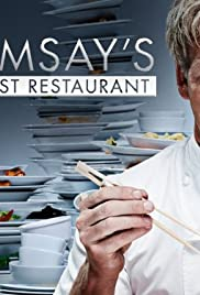 Ramsay's Best Restaurant Poster - TV Show Forum, Cast, Reviews