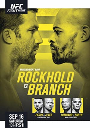 UFC Fight Night: Rockhold vs. Branch