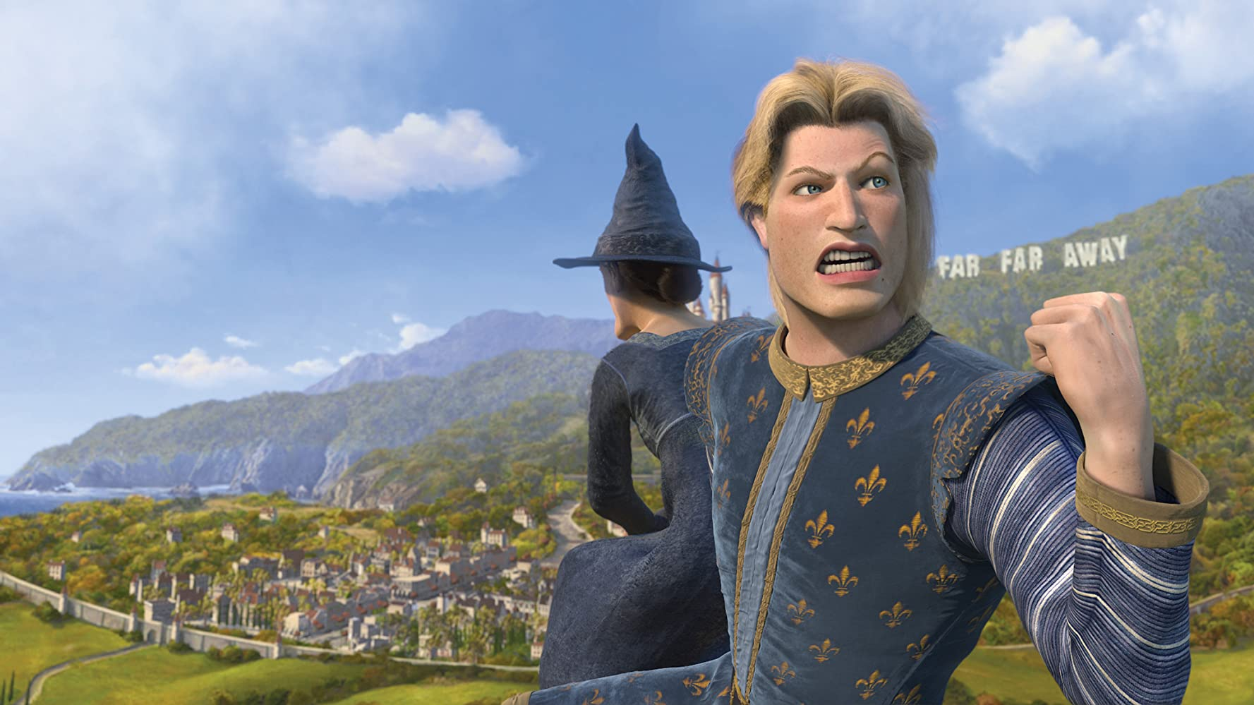 Rupert Everett in Shrek the Third (2007)