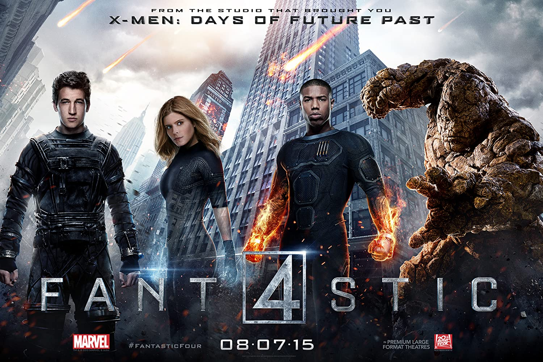 Jamie Bell, Michael B. Jordan, Kate Mara, and Miles Teller in Fantastic Four (2015)