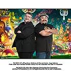 Guillermo del Toro and Jorge R. Gutiérrez in The Book of Life (2014)