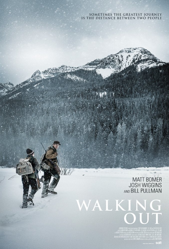 فيلم Walking Out مترجم