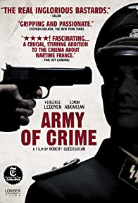 Primary photo for Army of Crime