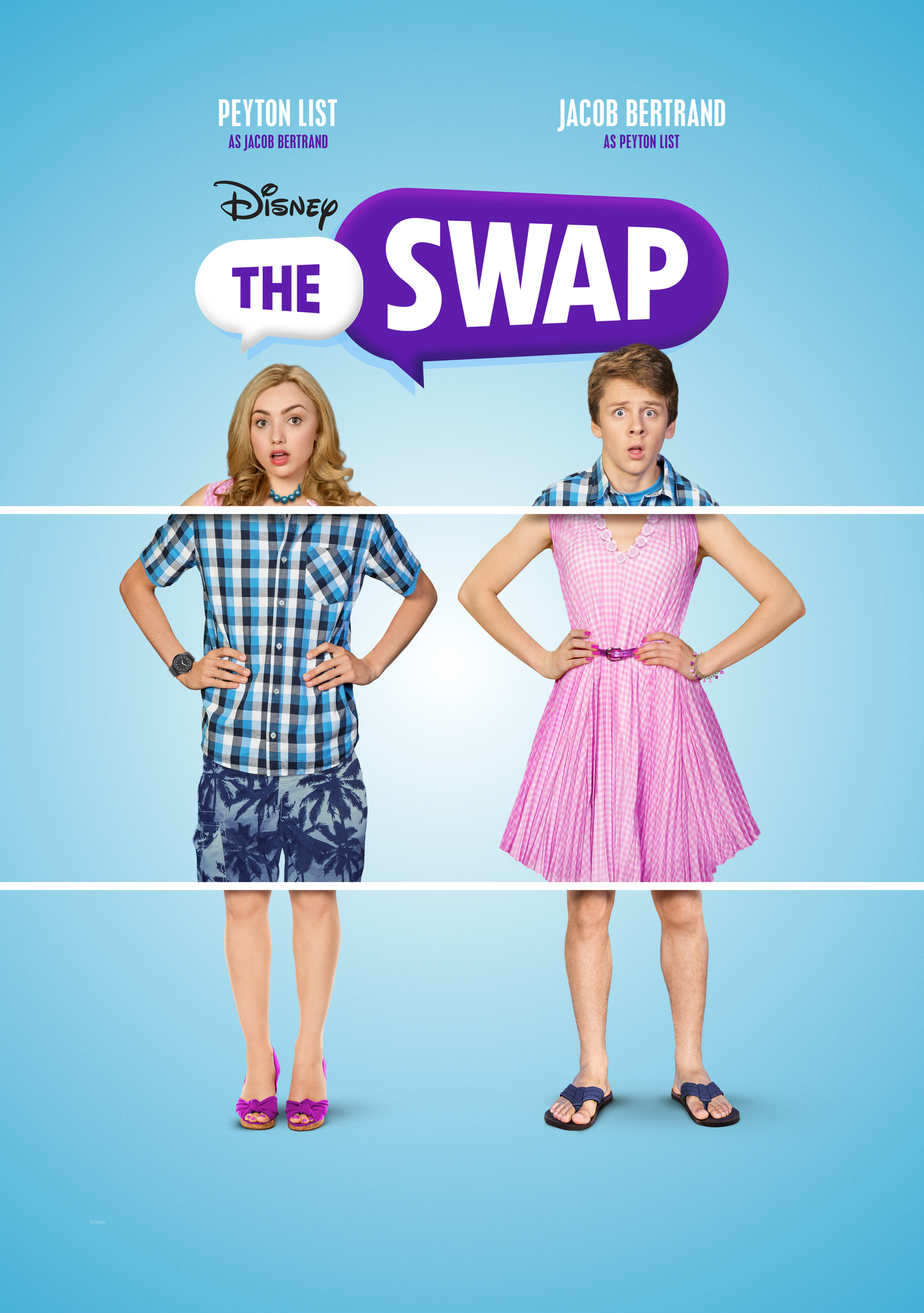 Swapping Teen girls