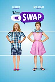 Peyton List and Jacob Bertrand in The Swap (2016)