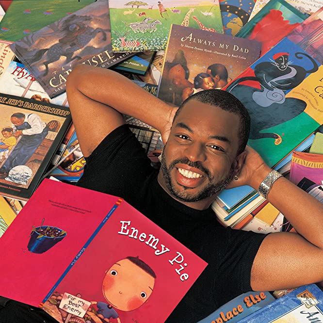 LeVar Burton in Reading Rainbow (1983)