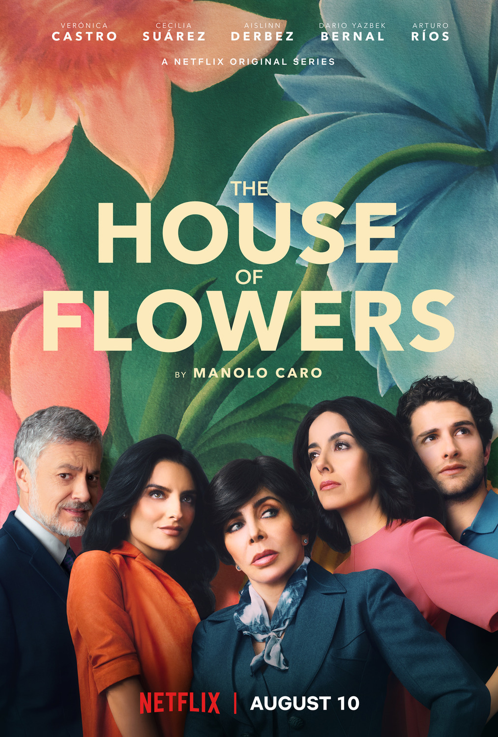 The House Of Flowers Tv Series 2018 Imdb