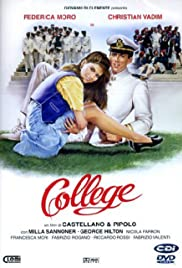 College (1984) Poster - Movie Forum, Cast, Reviews