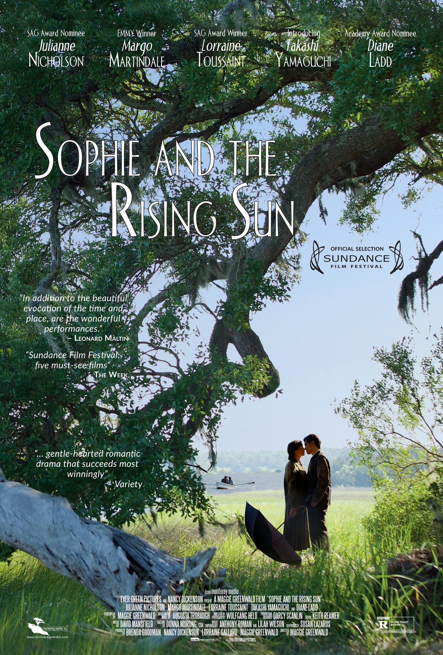 Sofija ir kylanti saulė (2016) / Sophie and the Rising Sun
