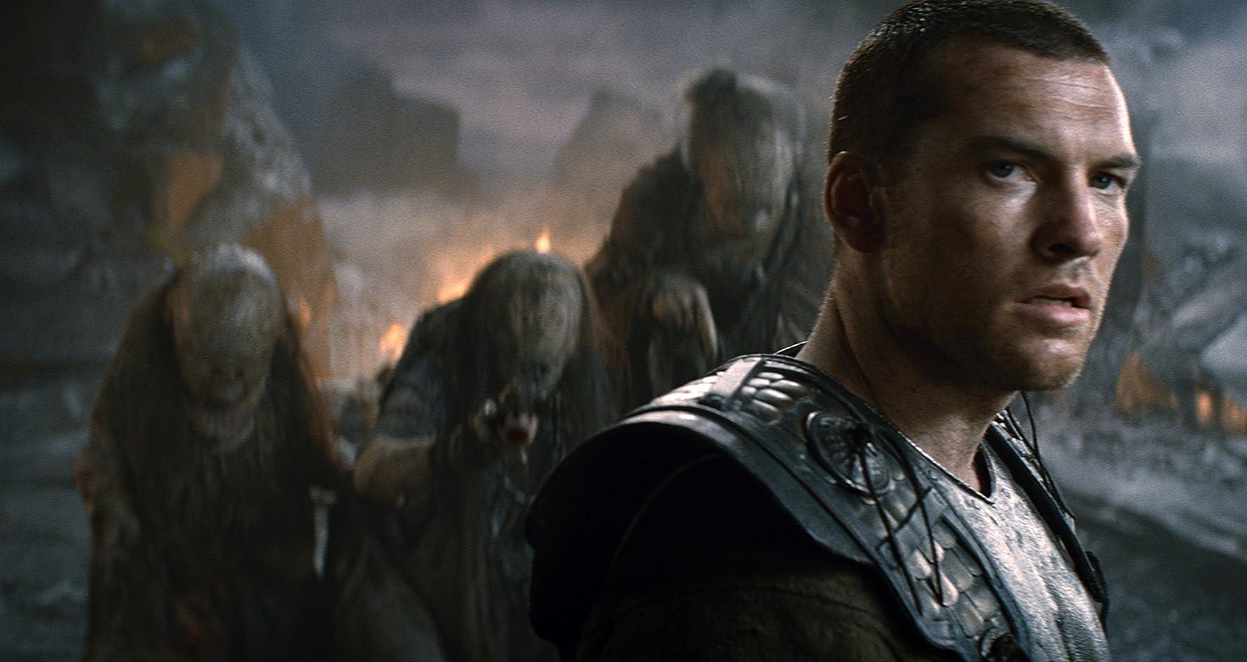 Sam Worthington in Clash of the Titans (2010)