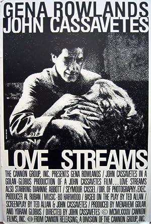 Love Streams Poster Image