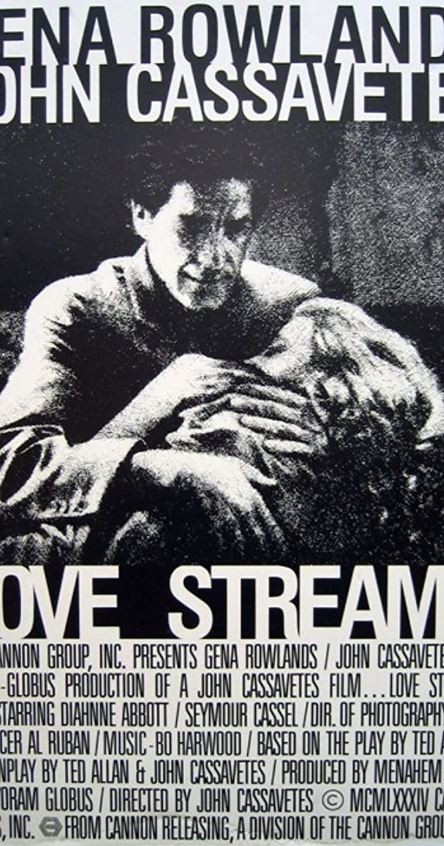 Subtitle of Love Streams
