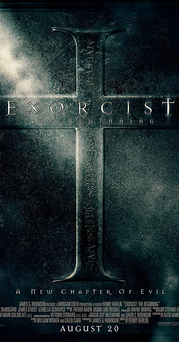 Subtitle of Exorcist: The Beginning