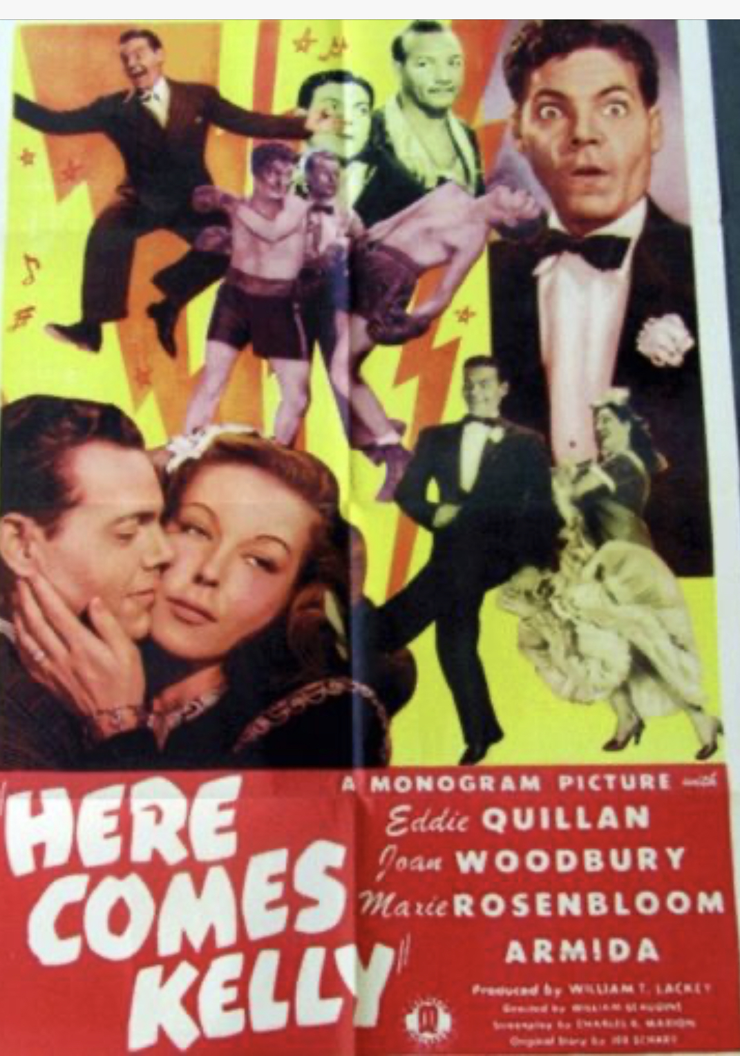Here Comes Kelly (1943)