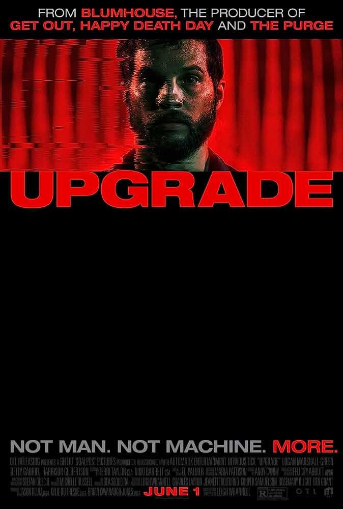 Upgrade (2018) Hindi Dubbed