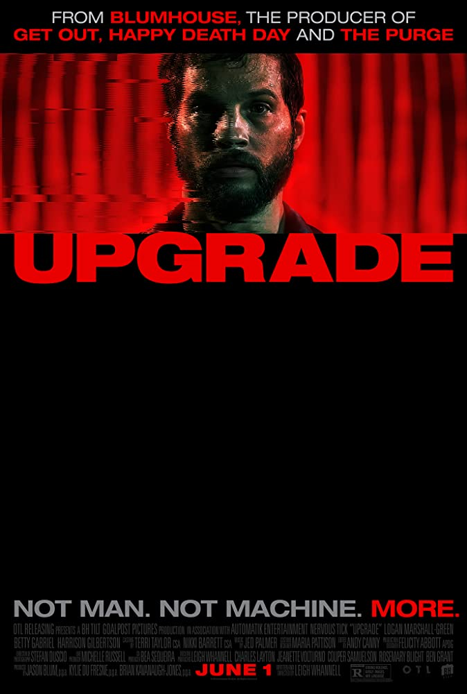 Upgrade Movie 2018 Watch online