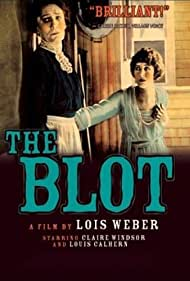 Margaret McWade and Claire Windsor in The Blot (1921)
