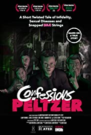 Confessions of Peltzer Poster