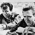 Robert Blake and Scott Wilson in In Cold Blood (1967)