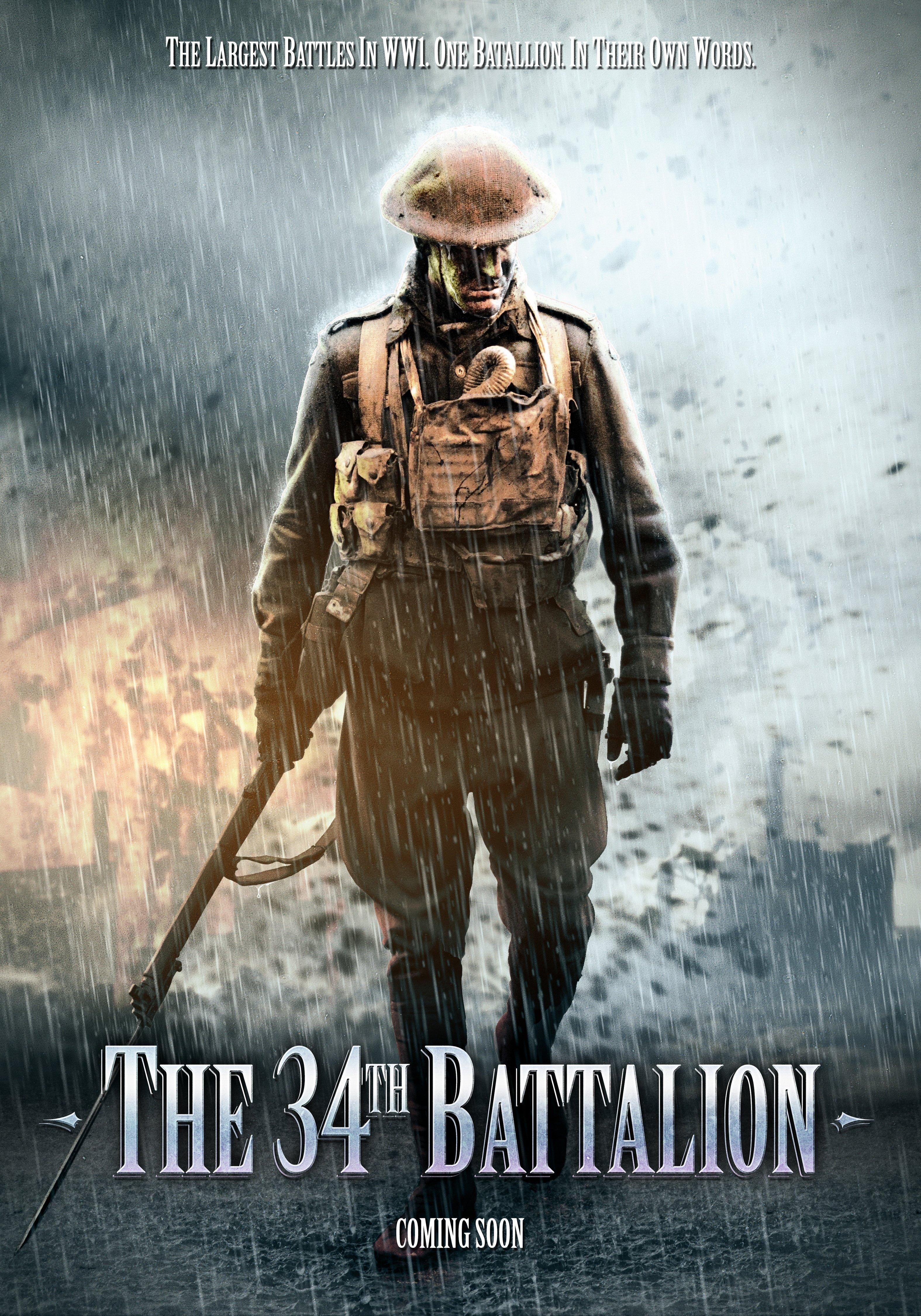 34th Battalion - 2018 film 47