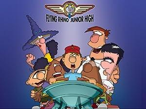 Where to stream Flying Rhino Junior High
