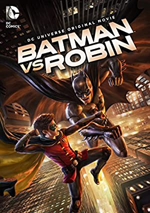 Watch Batman vs. Robin (2015) poster