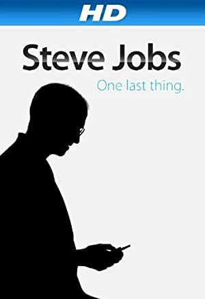 poster for Steve Jobs: One Last Thing