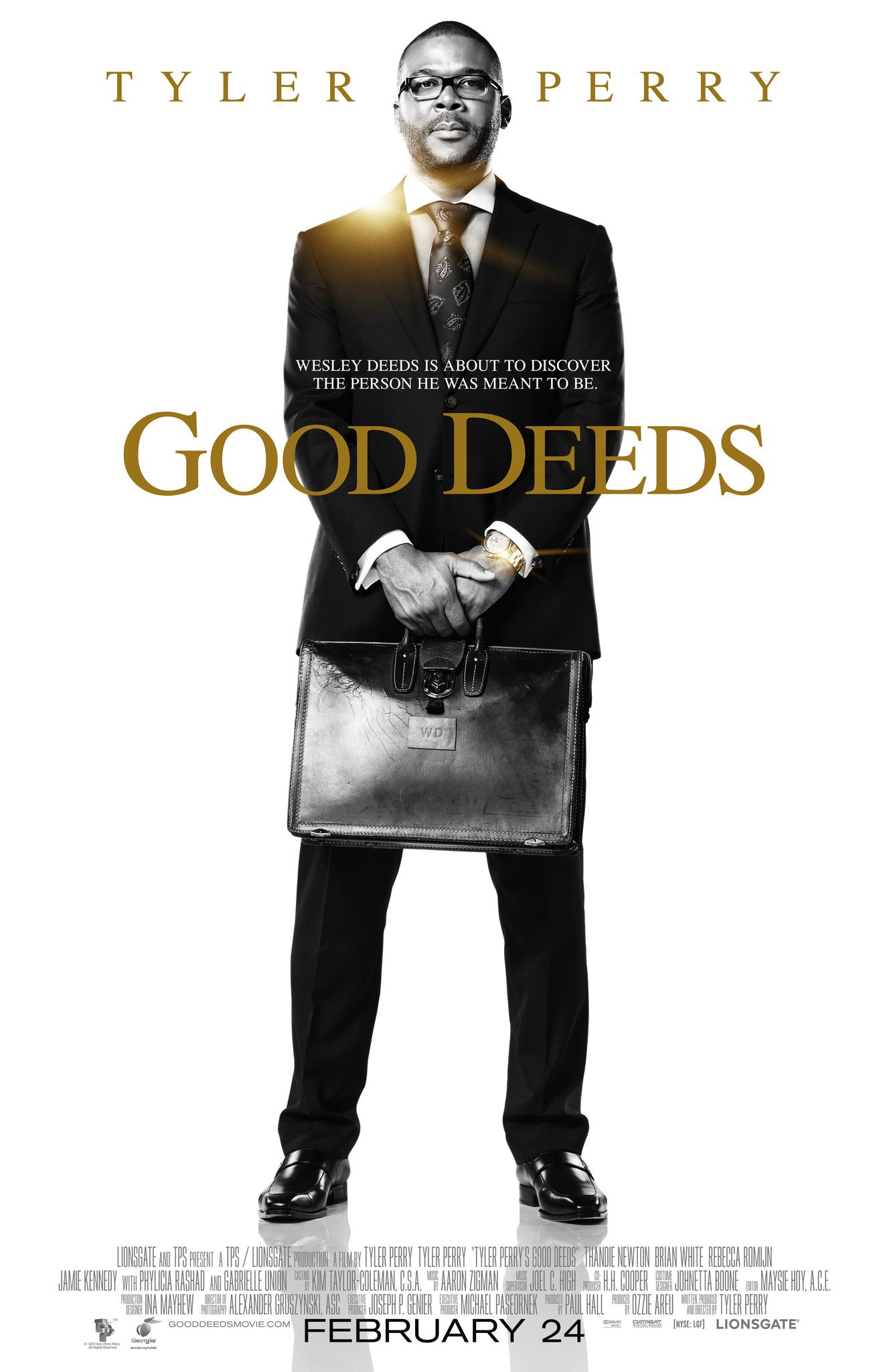 Good Deeds 2012 IMDb