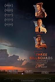 Woody Harrelson, Frances McDormand, and Sam Rockwell in Three Billboards Outside Ebbing, Missouri (2017)