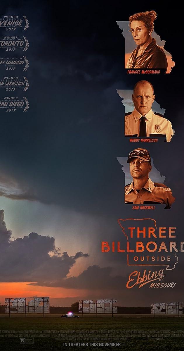 Subtitle of Three Billboards Outside Ebbing, Missouri