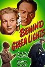 Behind Green Lights (1946) Poster