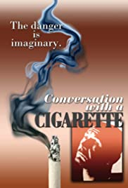 Conversation with a Cigarette Poster