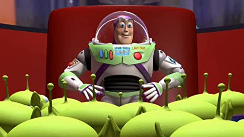 """Toy Story/Toy Story 2: """"Aliens"""""""