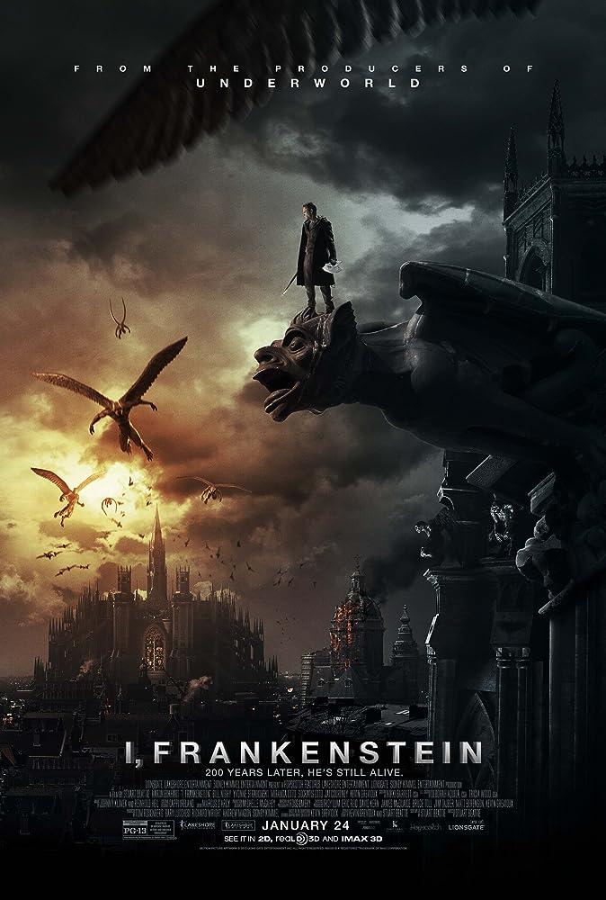 I, Frankenstein (2014) Hindi Dubbed