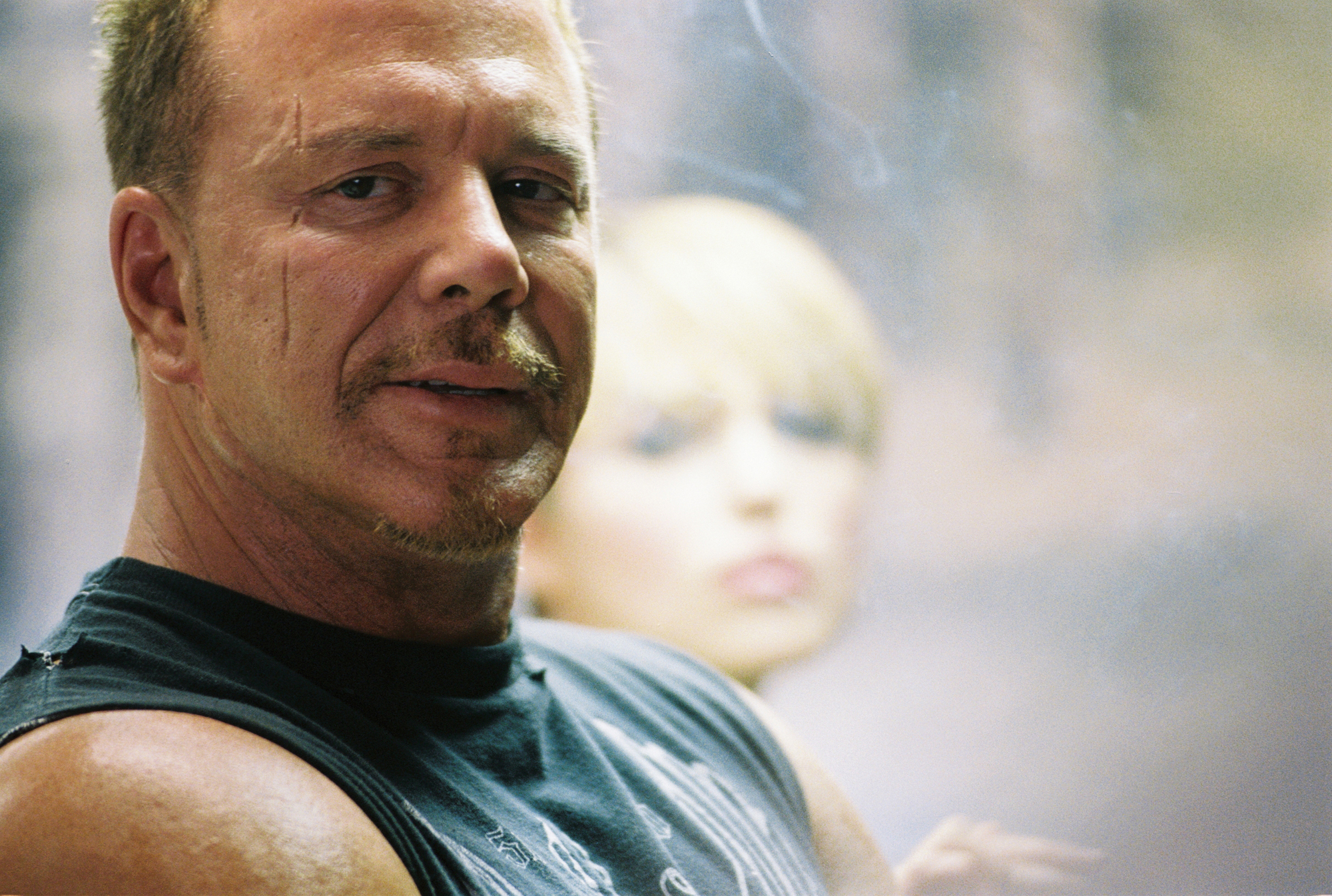 Mickey Rourke in Domino (2005)