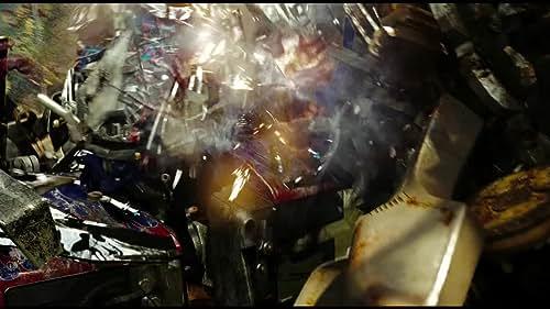 Transformers: Revenge of the Fallen -- Superbowl Spot