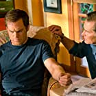 James Remar and Michael C. Hall in Dexter (2006)