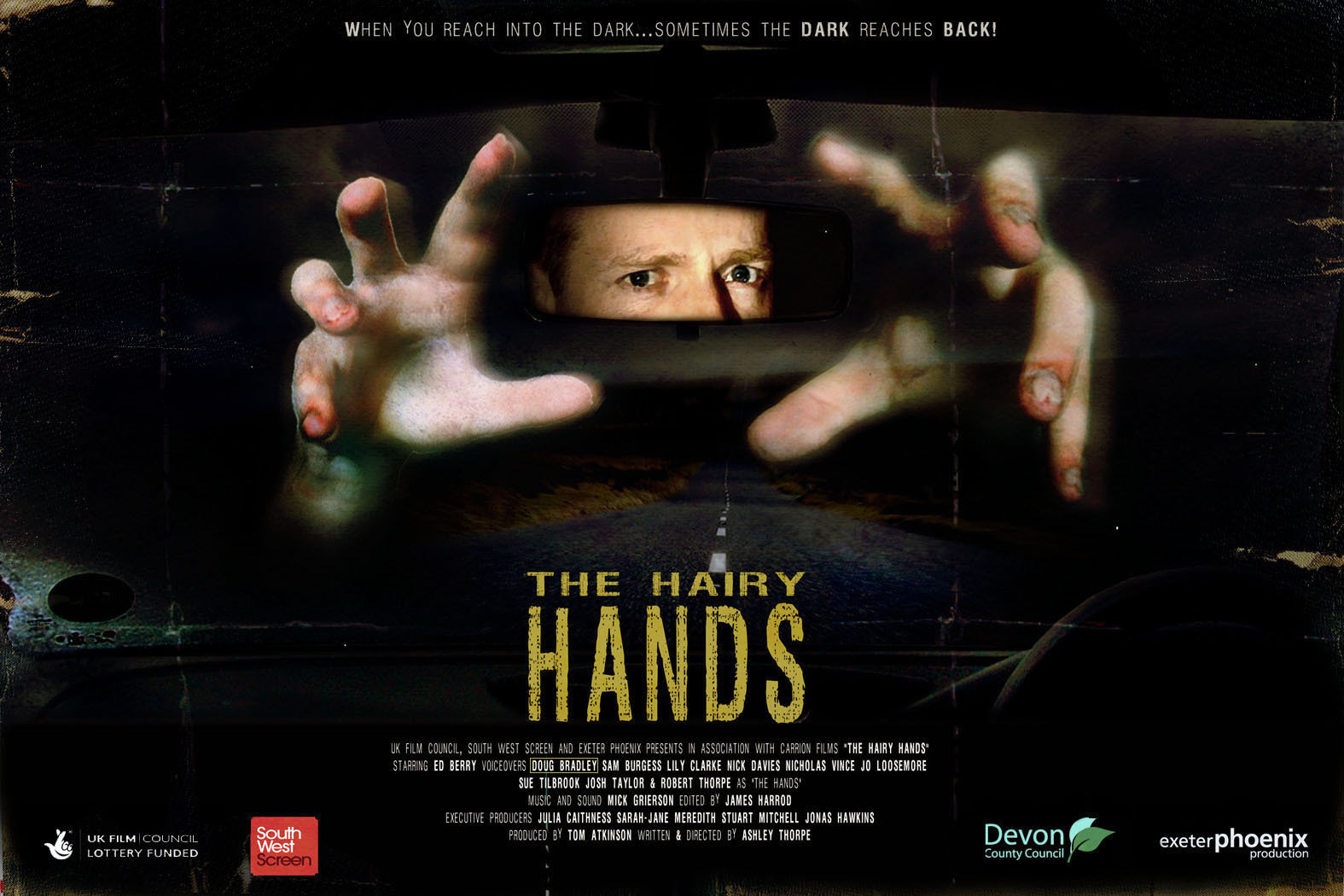 The Hairy Hands (2010)