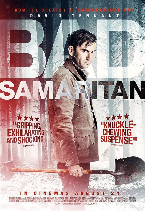 Bad Samaritan (2018) Multi Audio [Hin – Tam – Tel – Eng] WEB-DL x264 AAC Esub