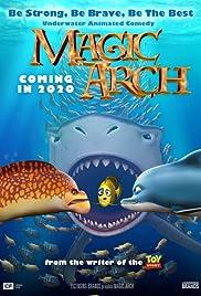 Magic Arch 3D Poster