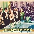 Cary Grant, Jean Chatburn, Marion Gering, Marguerite Namara, Edgar Norton, and Sylvia Sidney in Thirty Day Princess (1934)