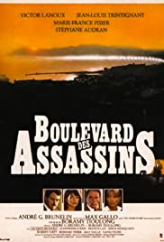 Boulevard des assassins Poster