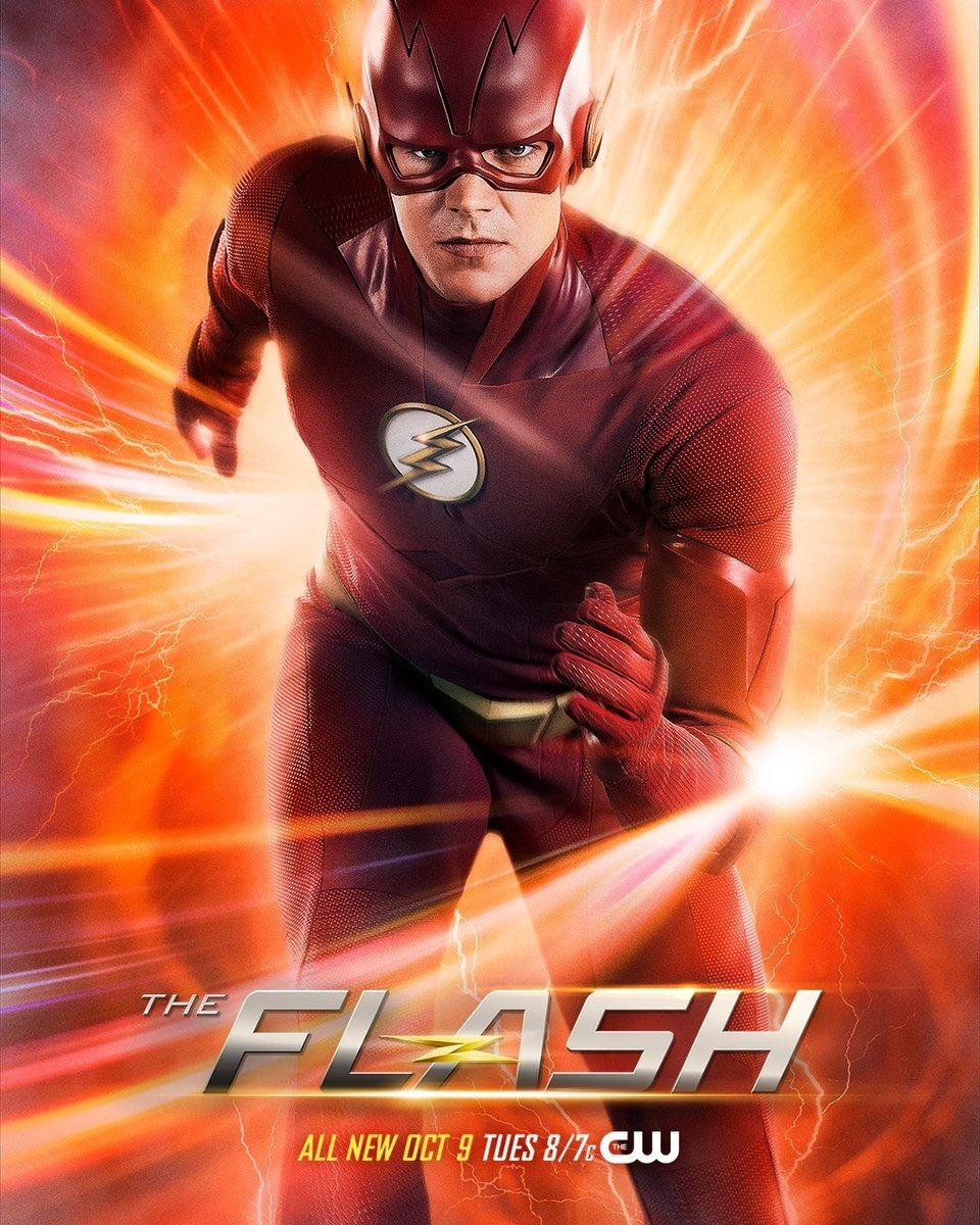 The Flash Season 5 COMPLETE WEBRip 480p, 720p & 1080p