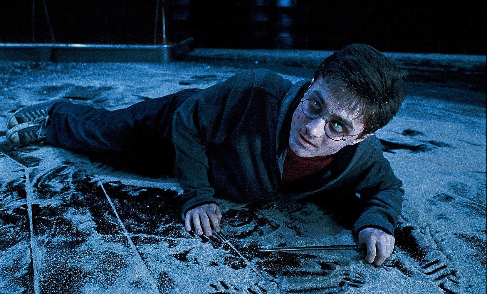 Voor de jonge tovernaar is Harry Potter and the Order of the Phoenix erg eenzaam