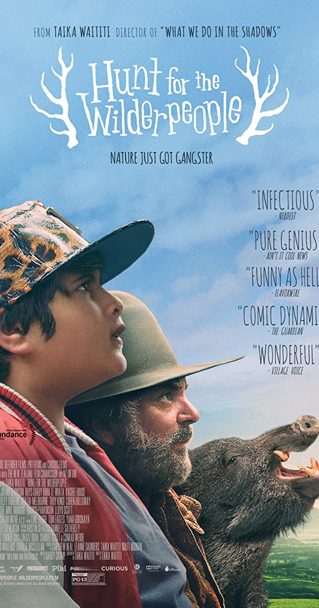 Hunt for the Wilderpeople (2016) - IMDb
