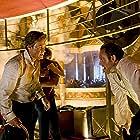 Kurt Russell and Josh Lucas in Poseidon (2006)