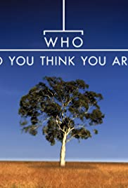 Who Do You Think You Are? Poster
